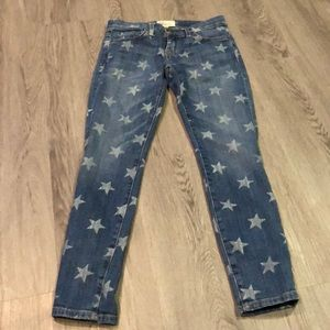 Current ELLIOT star jeans size 25 preloved